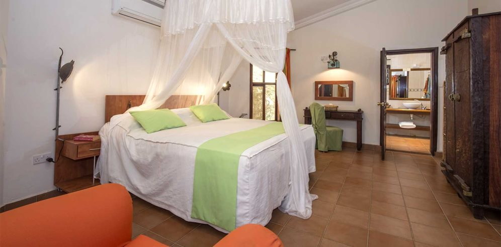Ngala Lodge Manor suite