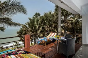 Macondo suite terrace