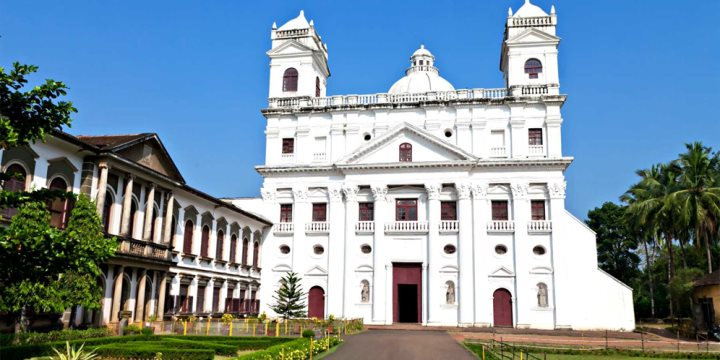 Church of Saint Cajetan in Old Goa - saiko3p