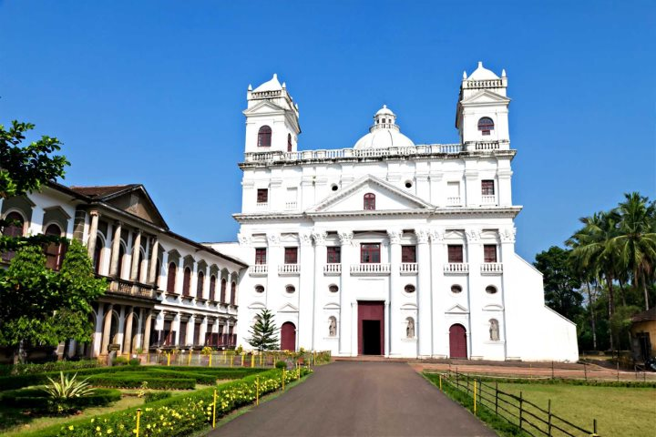 Be sure to include a visit to Old Goa and Panjim in your South Goa itinerary.