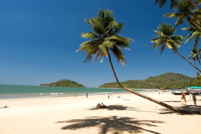 Palolem beach, South Goa - Radovan Spurny | Shutterstock