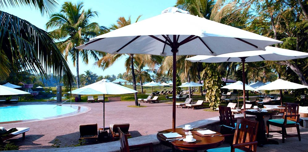 All Day Dining at The Restaurant, The Leela, Mobor, South Goa