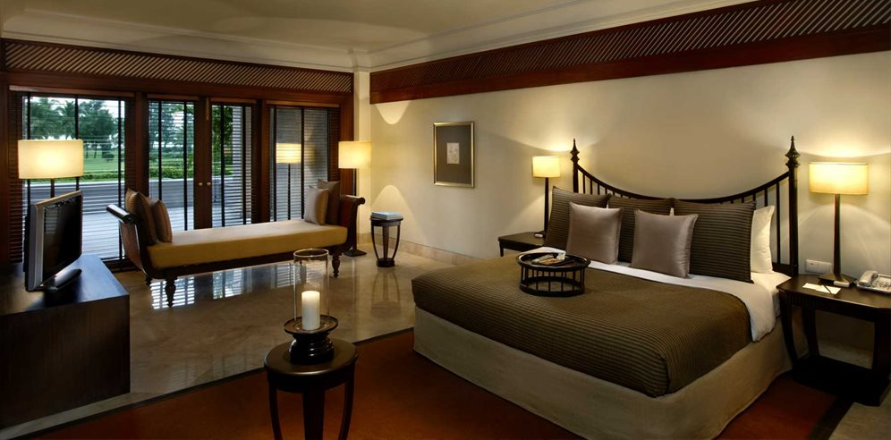 The Club Pool Suite, The Leela, Mobor, South Goa