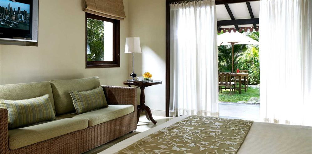 Superior Charm Cottage with Sit Out at Vivanta by Taj Holiday Village, Sinquerim, North Goa
