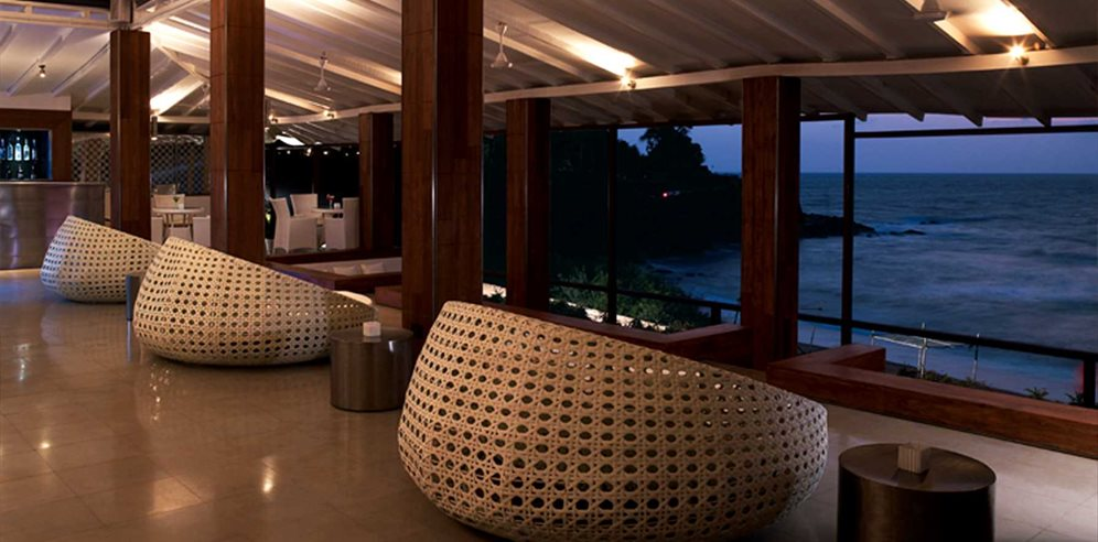 SFX Lounge at Vivanta by Taj Fort Aguada, Sinquerim, North Goa