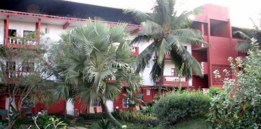 Main Block at Chalston Beach Resort, Calangute, North Goa