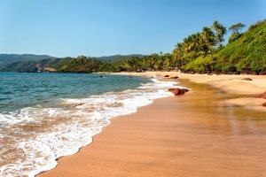 Cola Beach, South Goa - Dimos