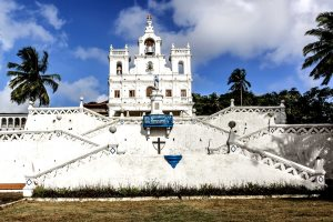 Our Lady of Immaculate Conception Church in Panjim - Kiev.Victor