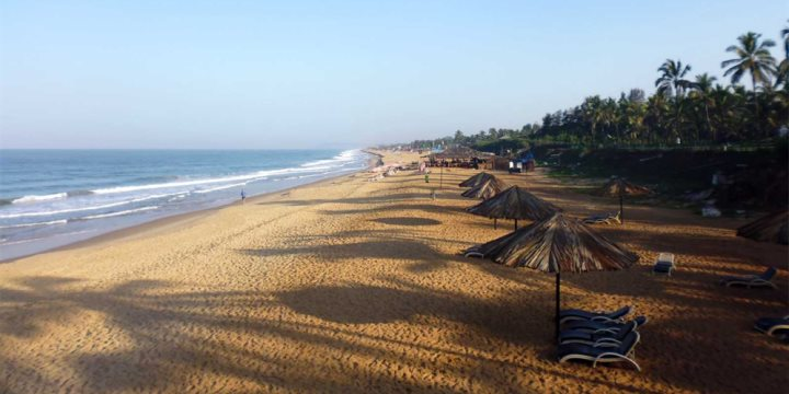 Sinquerim Beach by Vivanta by Taj Holiday Village, Sinquerim, North Goa