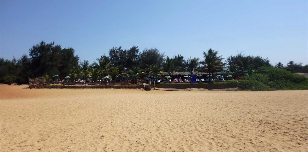 Chalston Beach Resort, Calangute, North Goa