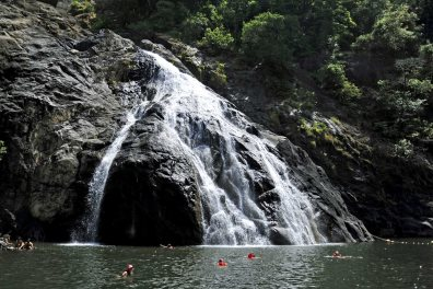 Dudhsagar Waterfalls, Goa