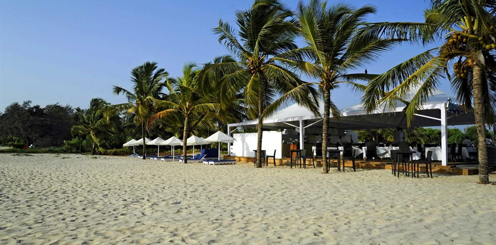 Beach Grill at Holiday Inn Resort Goa, Mobor, South Goa