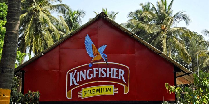 Kingfisher Beer, Goa