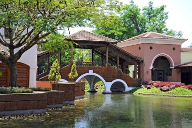 Beautiful Grounds at Park Hyatt Goa Resort & Spa, Arossim, South Goa