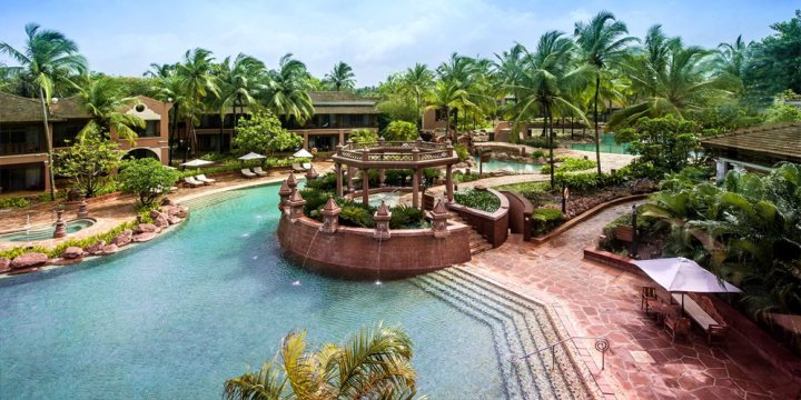 Swimming Pool at Park Hyatt Goa Resort & Spa, Arossim, South Goa - Park Hyatt Goa Resort & Spa
