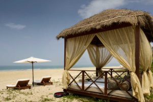 Beach Cabana, Park Hyatt Goa Resort & Spa, Arossim, South Goa - Park Hyatt Goa Resort & Spa