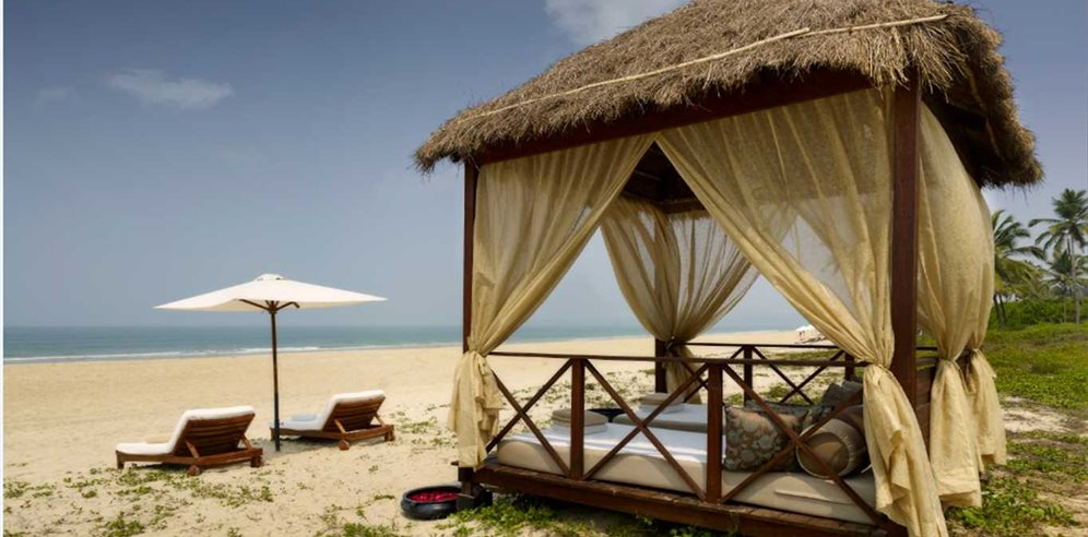 Beach Cabana, Park Hyatt Goa Resort & Spa, Arossim, South Goa