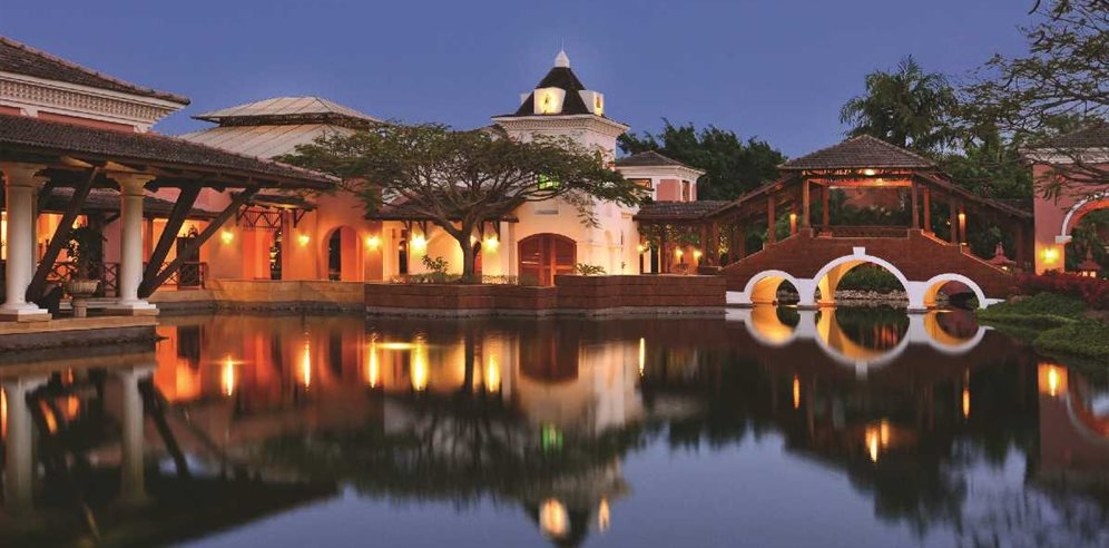 Beautiful Grounds at the Park Hyatt Goa Resort & Spa, Arossim, South Goa