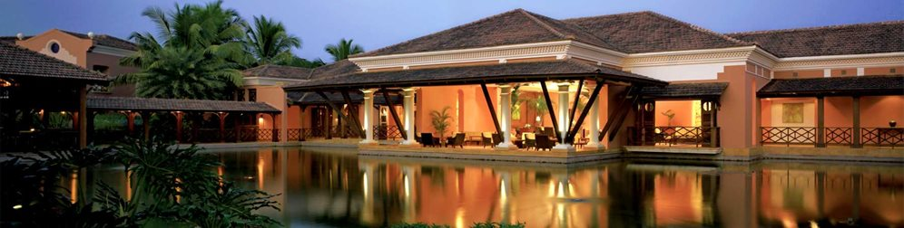 Beautiful grounds at the Park Hyatt Goa Resort & Spa, Arossim, South Goa - Park Hyatt Goa Resort & Spa