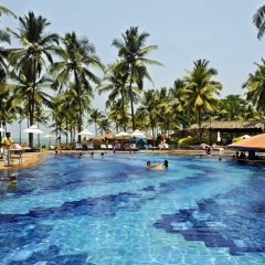 Inviting Pool at Vivanta by Taj Holiday Village, Sinquerim, North Goa