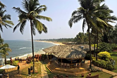 Dining with a view at Vivanta by Taj Fort Aguada, Sinquerim, North Goa
