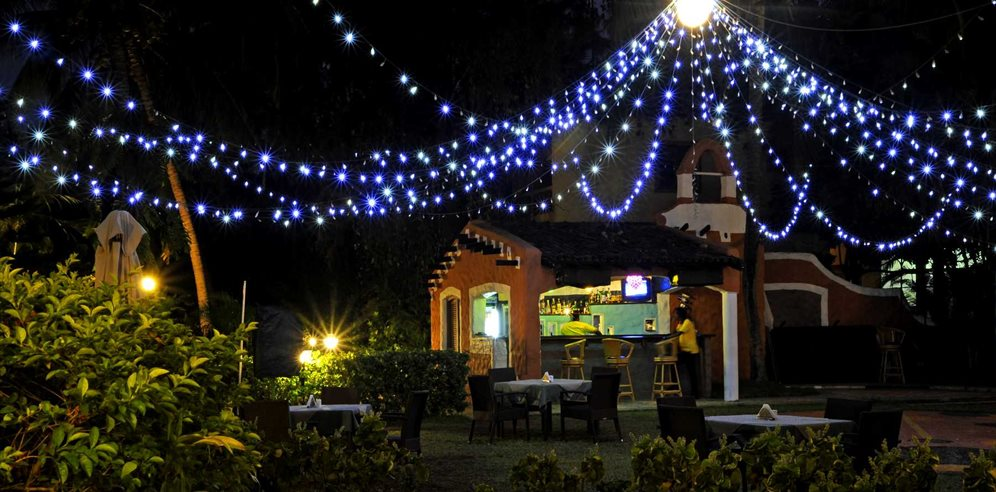 Evenings at Sonesta Inns, Candolim, North Goa