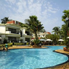 Inviting Pool at Sonesta Inns, Candolim, North Goa