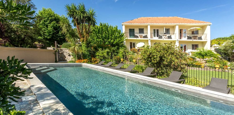 Shared Pool - Le Home - Calvi & la Balagne