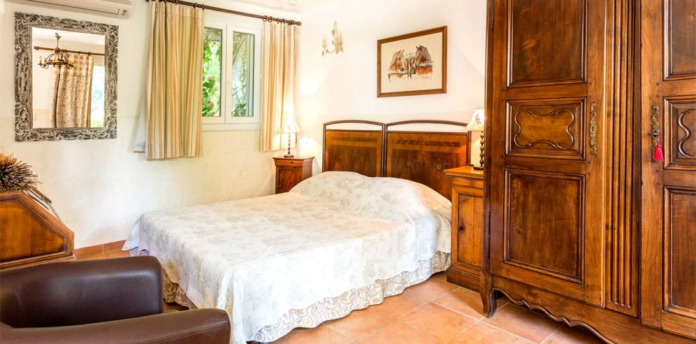 Studio Bedroom Area - Le Home - Calvi & la Balagne
