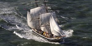 Morgenster Sailing Ship