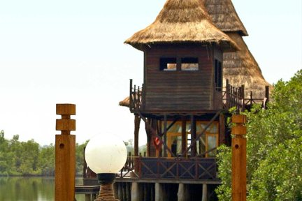 Stilted Lodge