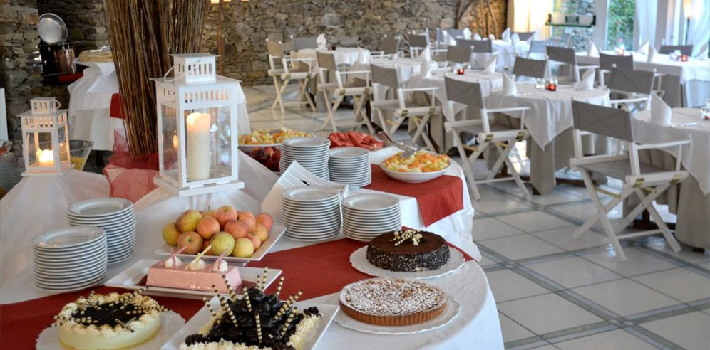 Breakfast - Club Hotel Ancora