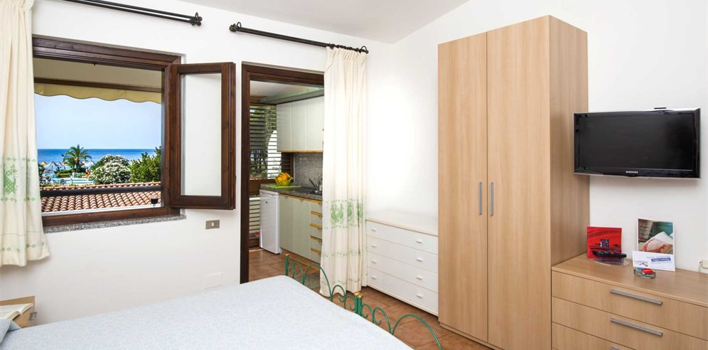 Two-Bedroom Apartment - Hotel and Residence Cormoran