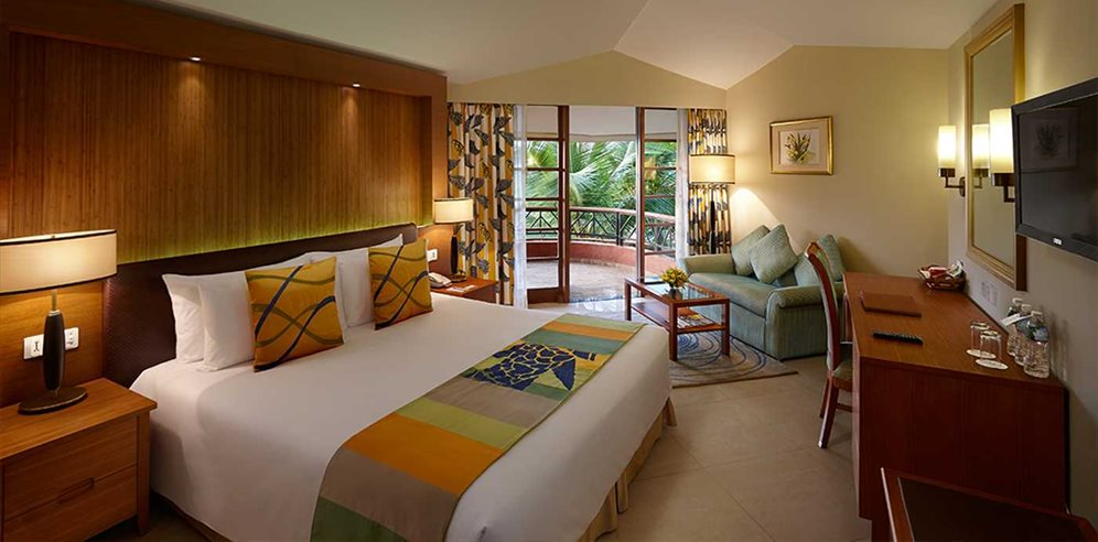 Superior room at Caravela Beach Resort, Varca, South Goa