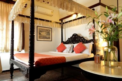 Deluxe Room, Panjim Inn, Panjim, Central Goa
