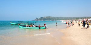 Baga Beach - Ian Dagnall / Alamy Stock Photo