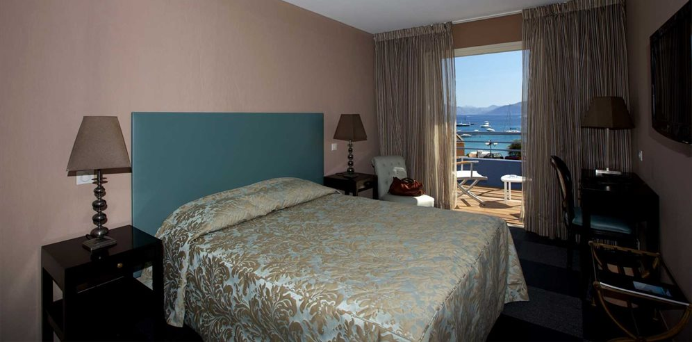 Confort Room with Sea View