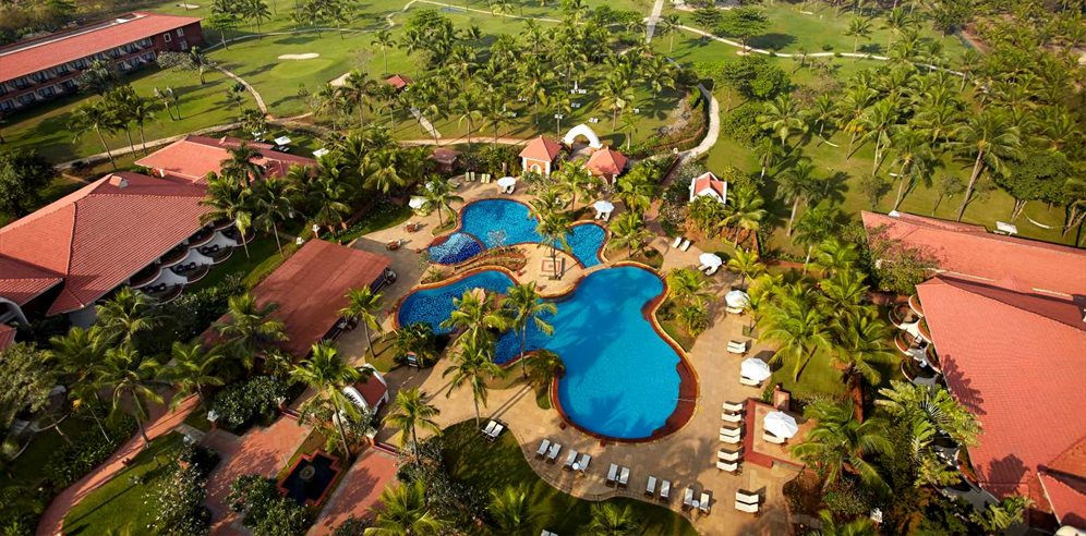 Caravela Beach Resort, Varca, South Goa