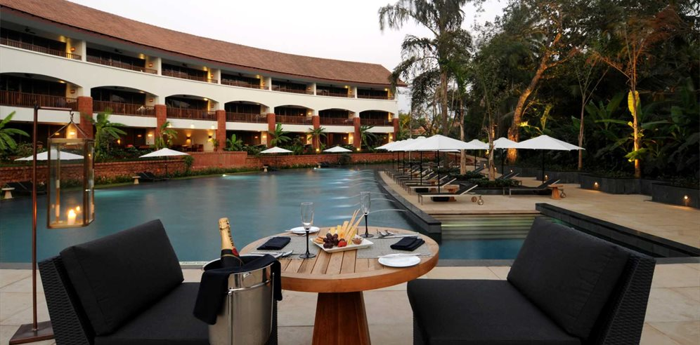 Diwa Club at Alila Diwa, Majorda, South Goa