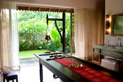Spa at Alila Diwa, Majorda, South Goa