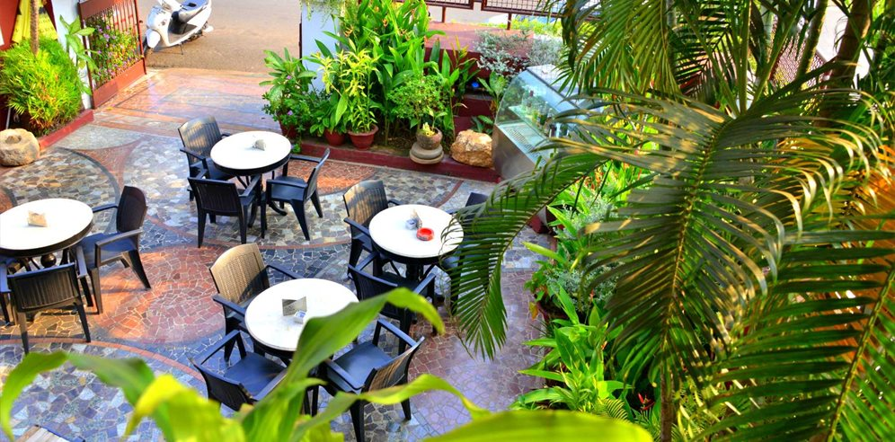 Panjim Inn, Panjim, Central Goa