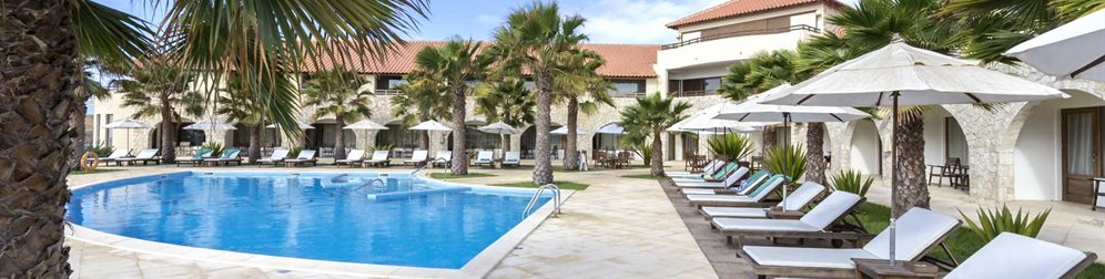 Executive Pool & area, Hotel Morabeza, Santa Maria, Sal