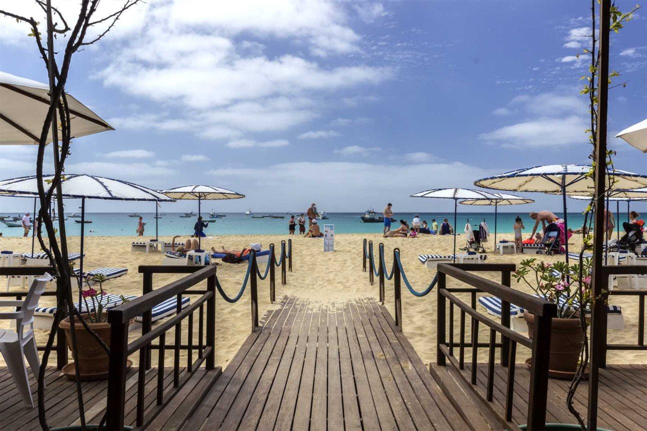 Best Beaches In Sal And Boa Vista