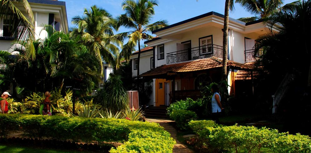 Santana Beach Resort, Candolim, North Goa