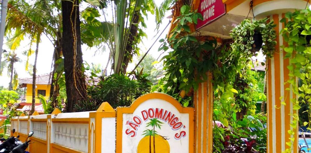 Sao Domingo's, Cavelossim, South Goa