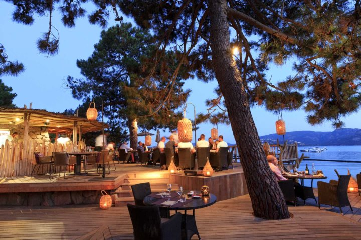 Hotels And Villas In Corsica On The Beach