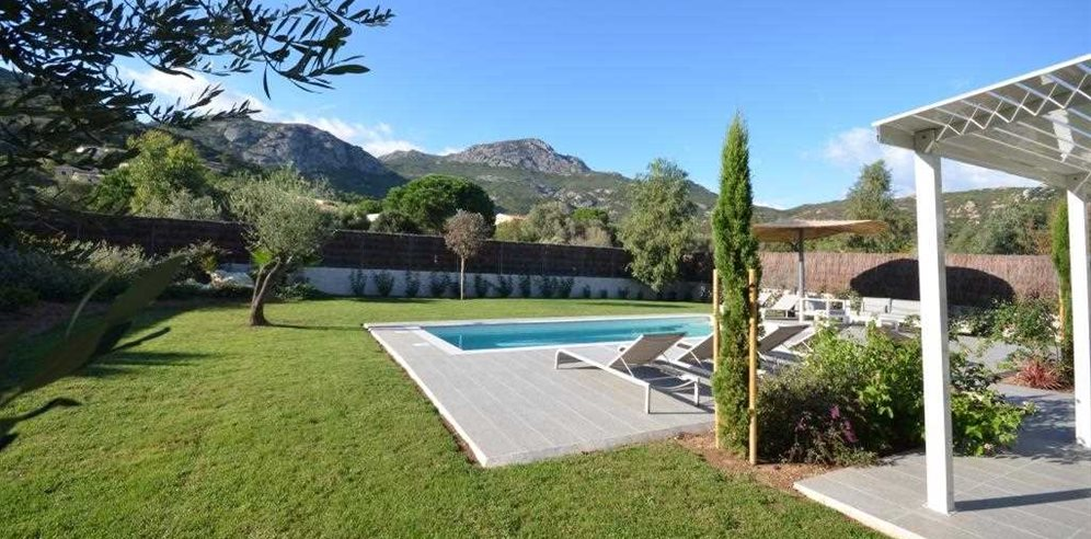 3 bedroom villa - swimming pool