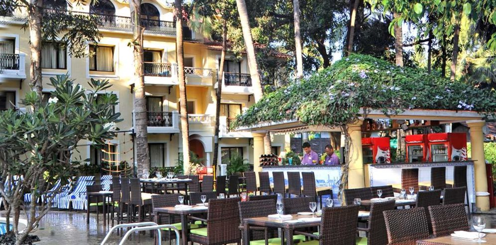 park in by radisson, Candolim, North Goa