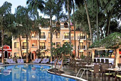 Phoenix Park Inn, Candolim, North Goa