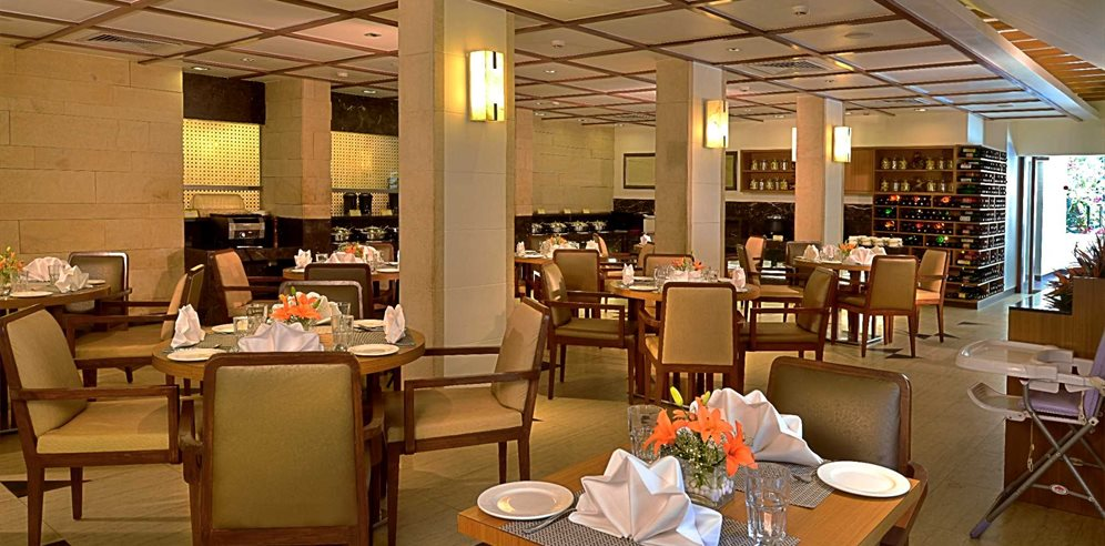 Chapora Restaurant at park in by radisson, Candolim, North Goa